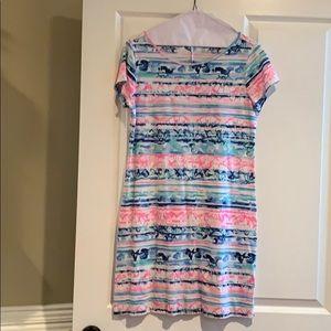 Multi cute dress